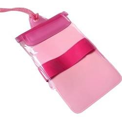 Mota / UNorth - MT-WPC-PK - TAMO Waterproof Container for SmartPhone - Pink - Water Proof, Dirt Proof, Snow Proof, Dust Proof for iPod, iPhone, Smartphone