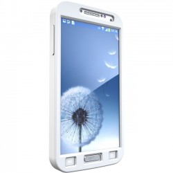 Mota / UNorth - MT-ARS4W - TAMO Sports Armband Carrying Case for Samsung Galaxy S4 - White - Armband