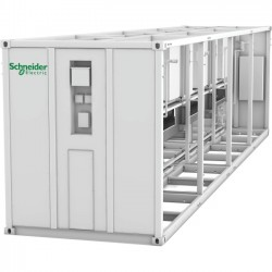 APC / Schneider Electric - ACECFR40200SE3 - Schneider Electric EcoBreeze Frame 40' (12m) 480/3/60 VAC 3 Modules Installed