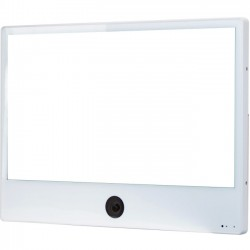 ViewZ - VZ-PVM-I3B3N - ViewZ VZ-PVM-I3B3N 27 LED LCD Monitor - 16:9 - 1920 x 1080 - 16.7 Million Colors - 300 Nit - 3,000:1 - Full HD - Speakers - Webcam - HDMI - VGA - USB - 46 W - Black