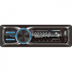 Ematic - WAS100 - Blaupunkt Washington WAS100 Car Flash Audio Player - 40 W RMS - Half DIN - MP3 - FM - 18 x FM Preset - SD - USB - Auxiliary Input