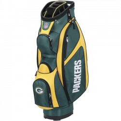 Wilson Sports - WGB9700GB - Wilson Carrying Case for Golf - Weather Resistant - Ripstop - Green Bay Packers - Handle