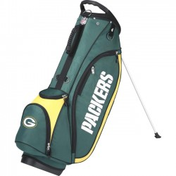Wilson Sports - WGB9750GB - Wilson Carrying Case (Carry On) for Golf - Weather Resistant - Ripstop - Green Bay Packers - Handle, Carrying Strap