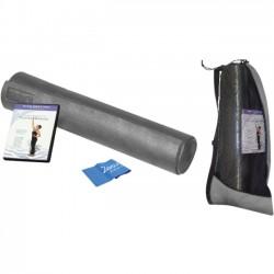 Trimax Sports - WTE10067 - Zenzation Athletics WTE10067 Deluxe Pilates Kit - Gym, Studio - 60 Length x 24 Width x 0.25 Thickness - Gray