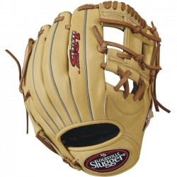 Wilson Sports - WTL12RB171125 - Louisville Slugger 125 Series 11.25 Infield Baseball Glove - Right Hand Throw - H-Web - Cowhide Leather - For Baseball