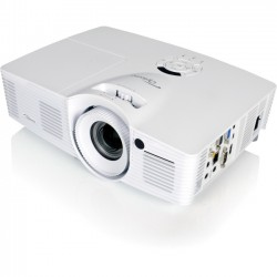 Optoma - X416 - Optoma X416 3D DLP Projector - 720p - HDTV - 4:3 - Ceiling, Front - 260 W - 3000 Hour Normal Mode - 5000 Hour Economy Mode - 1024 x 768 - XGA - 20,000:1 - 4300 lm - HDMI - USB - 309 W
