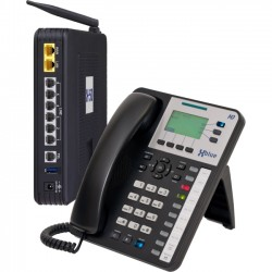 XBlue Networks - X50XL12 - XBlue X50XL12 System Bundle With (12) X3030 IP Phones & X50XL Expansion