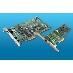 Dialogic - 901-017-03 - Dialogic TruFax 200 Analog Intelligent Fax Board - Analog - ITU-T T.30, Group 3, ITU-T V.17, ITU-T V.27, ITU-T V.29 - PCI Express x1