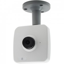 CP Tech / Level One - FCS-0051 - LevelOne H.264 5-Mega Pixel FCS-0051 PoE WDR IP Network Camera, TAA Compliant - 5-MP, PoE, WDR