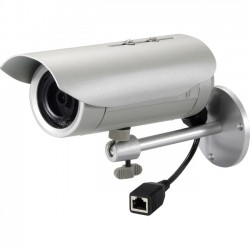 CP Tech / Level One - FCS-5063 - LevelOne H.264 5-Mega Pixel FCS-5063 PoE WDR IP Network Camera w/IR (Day/Night/Outdoor), TAA Compliant - 5-MP, PoE, WDR