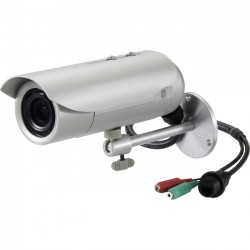 CP Tech / Level One - FCS-5064 - LevelOne H.264 5-Mega Pixel FCS-5064 PoE WDR IP Network Camera w/IR (Day/Night/Outdoor), TAA Compliant - 5-MP, PoE, WDR