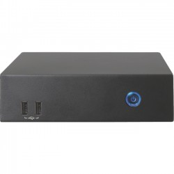 AOpen - 791.ADE71.7AR0 - AOpen Digital Engine DE6100 Digital Signage Appliance - AMD - 4 GB DDR3 SDRAM - 320 GB HDD - HDMI - USB - SerialEthernet