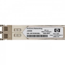 IMSourcing - J4858C-SSC - Sourcing Solutions Compatibles 100% HP Compatible - Mini-GBIC Transceiver Module - For Data Networking - 1 x 1000Base-SX - 62.5/125 m Optical Fiber1 Gbit/s