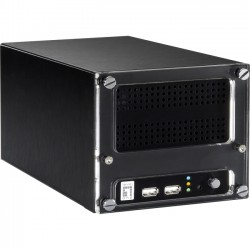 CP Tech / Level One - NVR-1209 - LevelOne HDMI NVR-1209 9-CH Network Video Recorder, TAA Compliant - 10MP, HDMI, 8TB Storage, 9-Channels