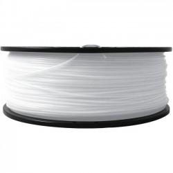 Verbatim / Smartdisk - 55005 - Verbatim ABS 3D Filament 1.75mm 1kg Reel - Transparent - Transparent