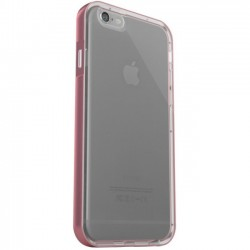 Mota / UNorth - MT-I6LED-PK - TAMO iPhone 6 LED Flashing Case - Pink - iPhone - Pink, Transparent - Sleek Texture