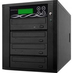 EZ Dupe - D03-SSP - Spartan 1 To 3 High Performance 24x Cd Dvd Duplicator 1 Yr Warranty