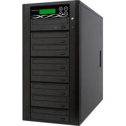 EZ Dupe - SP07DVD - EZdupe Spartan 1:7 CD/DVD Duplicator - DVD-ROM, DVD-Writer