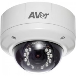 AVer Information - FV2028-TM - AVer Rugged FV2028-TM 2 Megapixel Network Camera - Color, Monochrome - 1920 x 1080 - 3x Optical - CMOS - Cable - Fast Ethernet - Dome