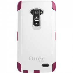 OtterBox - 77-38466 - OtterBox Commuter Series for LG G Flex - Smartphone - Papaya - Polycarbonate, Silicone