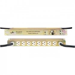 Eaton Electrical - TPC2234-A - Powerware ePDU TPC2234-A 8-Outlets 1.44kVA PDU - 8 x NEMA 5-15R - 1440 VA - 1U - Rack-mountable