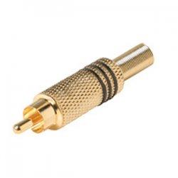 Steren Electronics - 200-063-10 - Steren RCA Coaxial Connector - RCA
