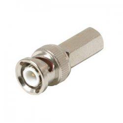 Steren Electronics - 200-142-10 - Steren BNC Connector - BNC