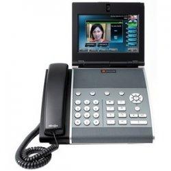 Polycom - 2200-18061-025 - Polycom VVX 1500 IP Phone - VoIP - PoE Ports