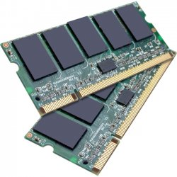 AddOn - AA1333D3S9K2/2G - AddOn JEDEC Standard 2GB (2x1GB) DDR3-1333MHz Unbuffered Dual Rank 1.5V 204-pin CL9 SODIMM - 100% compatible and guaranteed to work