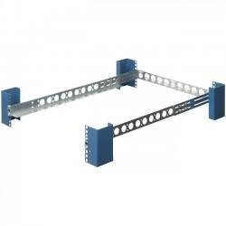 Rack Solution - 1UKIT-109-31 - Innovation 1U Fixed Rail Kit