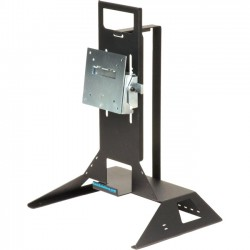 "Rack Solution - RETAIL-HP-AIO-021 - Rack Solutions Computer Stand - 18.3"" Height x 14"" Width x 10"" Depth - Tabletop, Desktop - Black"