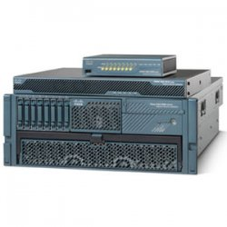 Cisco - ASA5540-AIP20K9-RF - Cisco 5540 Adaptive Security Appliance IPS Edition Bundle - 1 x 10/100Base-TX LAN, 4 x 10/100/1000Base-T LAN - 1 x SSM , 1 x CompactFlash (CF) Card