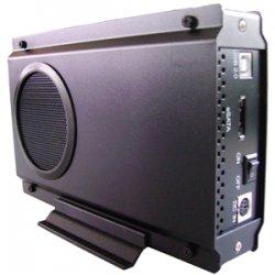 "Sabrent - EC-UEIS7 - Sabrent EC-UEIS7 Drive Enclosure External - 1 x Total Bay - 1 x 3.5"" Bay - Serial ATA, IDE - USB 2.0, eSATA"