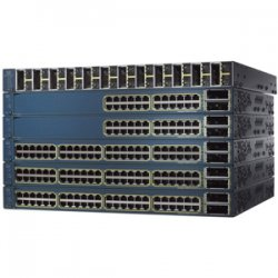 Cisco - WS-C3560E-12SDE-RF - Cisco Catalyst 3560E-12SD Gigabit Ethernet Switch - 12 x SFP (mini-GBIC), 2 x X2