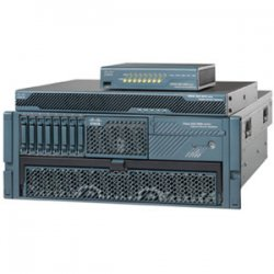 Cisco - ASA5520-UCBUNK9-RF - Cisco ASA 5520 Adaptive Security Appliance UC Security Edition - 4 x 10/100/1000Base-T LAN, 1 x 10/100Base-TX - 1 x SSM , 1 x CompactFlash (CF) Card