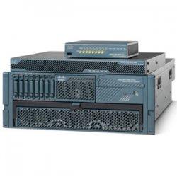 Cisco - ASA5540SSL1000K9RF - Cisco 5540 Adaptive Security Appliance - 4 x 10/100/1000Base-T , 1 x 10/100Base-TX - 1 x SSM , 1 x CompactFlash (CF) Card