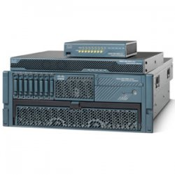 Cisco - ASA5540SSL2500K9RF - Cisco 5540 Adaptive Security Appliance - 4 x 10/100/1000Base-T , 1 x 10/100Base-TX - 1 x SSM , 1 x CompactFlash (CF) Card