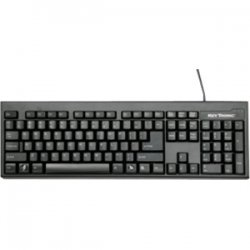 Keytronic - KT400P4 - Keytronic Compact Keyboard - PS/2 - Gray