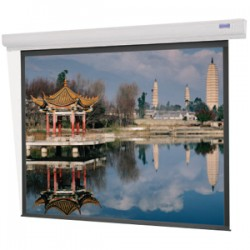 "Da-Lite - 97962W - Da-Lite Designer Contour Electrol Projection Screen - Matte White - 77"" Diagonal"