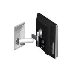 Chief - JWD210B (BLACK) - Medium Flat Panel Swing Arm Wall Display Mount Black 26-45in