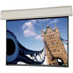 Da-Lite - 36993L - Da-Lite Large Advantage Electrol Electric Projection Screen - 360 - 1:1 - Ceiling Mount - 216 x 288 - Matte White