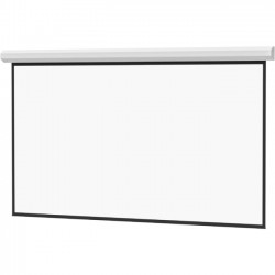 Da-Lite - 21178 - Da-Lite Large Cosmopolitan Electrol Electric Projection Screen - 188 - 16:9 - Wall Mount, Ceiling Mount - 92 x 164 - High Power