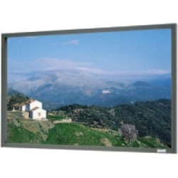 Da-Lite - 20923 - Da-Lite Da-Snap Fixed Frame Projection Screen - 123 - 16:10 - Wall Mount - 68 x 107 - Da-Mat