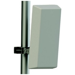 ComNet - NWAVBSA1 - ComNet External Dual Polarization Variable Beam Sector Antenna - Range - UHF - 4.94 GHz to 5.88 GHz - 18 dBi - Wireless Data Network, OutdoorSector - N-Type Connector
