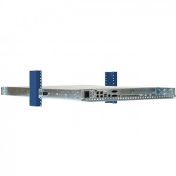 Rack Solution - BRK-HP-2PF-001 - Innovation BRK-HP-2PF-001 Mounting Rail Kit for Server - 45 lb Load Capacity