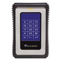 DataLocker - DL512V3SSD - DataLocker DL3 512 GB Encrypted External Solid State Drive - USB 3.0 External SSD with AES XTS Mode Hardware Data Encryption 512GB