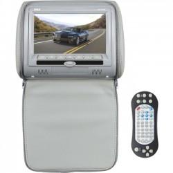 Pyle / Pyle-Pro - PL73DGR - Pyle PL73DGR Car DVD Player - 7 LCD - 16:9 - DVD Video, Video CD, MP4 - SD, MultiMediaCard (MMC) - USBHeadrest-mountable