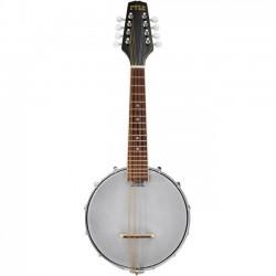 Pyle / Pyle-Pro - PBJ20 - Pyle PBJ20 Mandolin-Banjo - Classical - Mahogany Neck - Rosewood Fingerboard - 18 Fret(s)