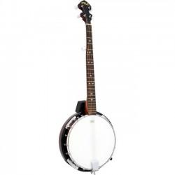 Pyle / Pyle-Pro - PBJ60 - PylePro PBJ60 Banjo - Classical - Rosewood Fingerboard - 22 Fret(s)