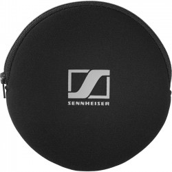 Sennheiser - 506051 - Sennheiser Carrying Case (Pouch) for Speakerphone - Black - x 1 Depth x 5 Diameter